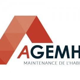 création de logo Agemha