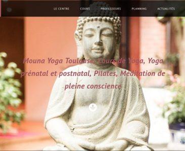 Centre de yoga à Toulouse