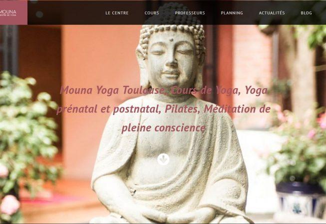 Mouna Yoga Toulouse